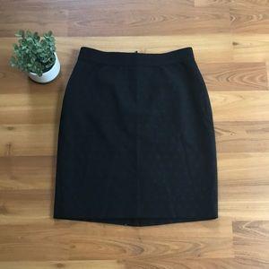 Lovely black Ann Taylor skirt size 4